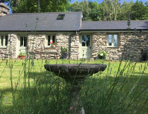 Glanrhyd Snowdon Cottage launch their new website!